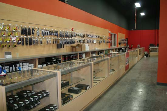 Point Blank Range and Gun Shop